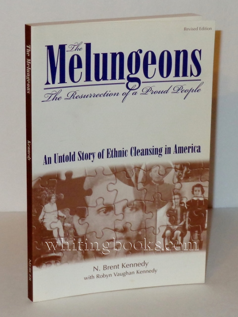 Image for The Melungeons: The Resurrection of a Proud People (Revised Edition)