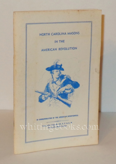Image for North Carolina Masons in the American Revolution