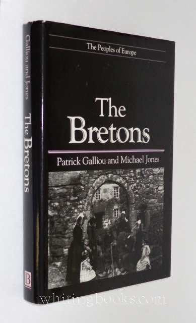 Image for The Bretons (Peoples of Europe Series)
