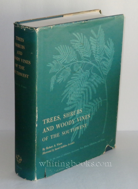 Image for Trees, Shrubs and Woody Vines of the Southwest