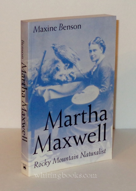 Image for Martha Maxwell, Rocky Mountain Naturalist (Women in the West)