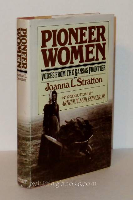 Image for Pioneer Women: Voices from the Kansas Frontier
