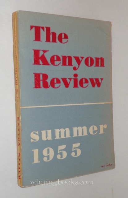 Image for The Kenyon Review Summer 1955, Vol. XVII, No. 3