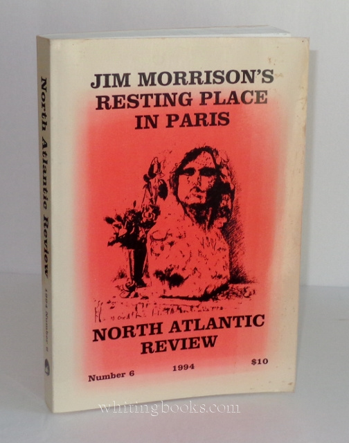 Image for Jim Morrison's Resting Place in Paris, The North Atlantic Review, Number 6, 1994