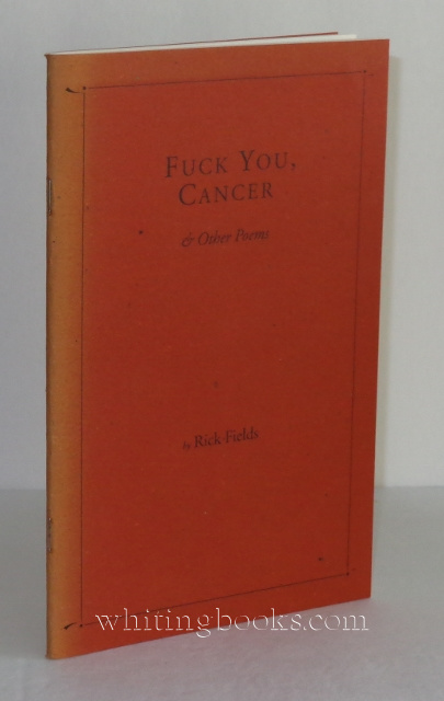 Image for Fuck You Cancer & Other Poems