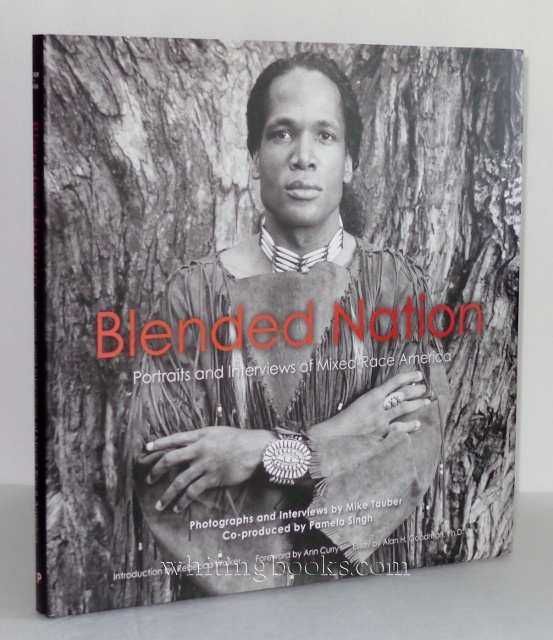 Image for Blended Nation: photographs and Interviews of Mixed-Race America