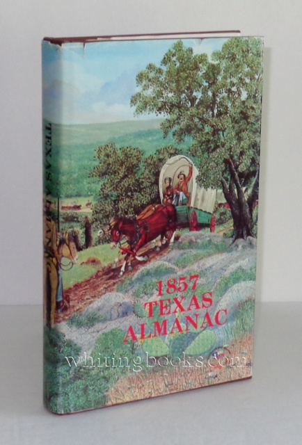 Image for 1857 Texas Almanac - 1986 Facsimile Reprint