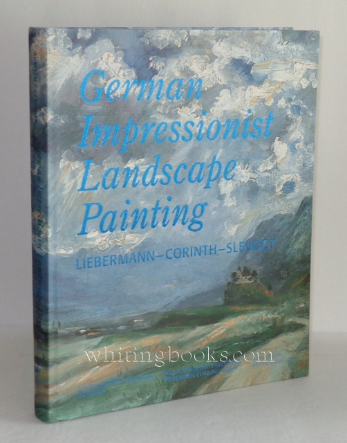 Image for German Impressionist Landscape Painting: Liebermann - Corinth - Slevogt