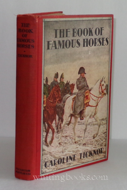 Image for The Book of Famous Horses