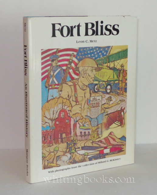 Image for Fort Bliss: An Illustrated History