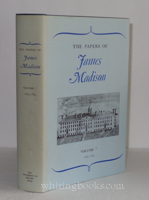 Image for The Papers of James Madison, Volume 5: 3 May 1783 - 20 February 1783
