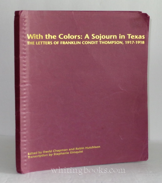 Image for With the Colors: A Sojourn in Texas