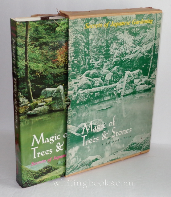 Image for Magic of Trees and Stones: Secrets of Japanese Gardening