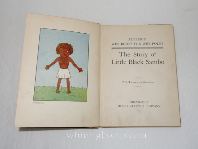 Image for The Story of Little Black Sambo, with Twenty-seven Illustrations