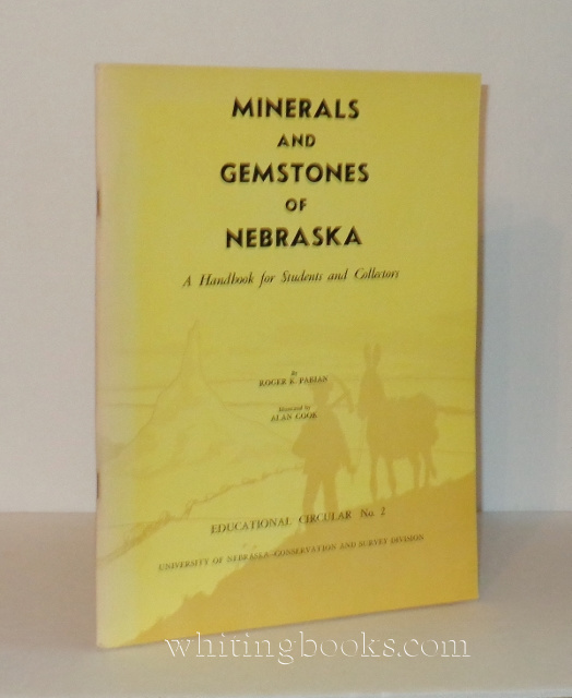 Image for Minerals and Gemstones of Nebraska: A Handbook for Students and Collectors