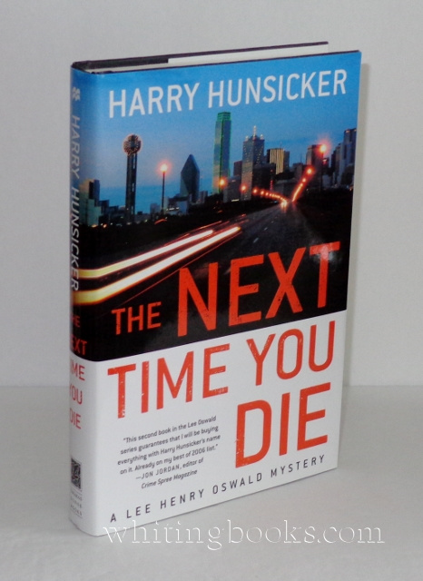 Image for The Next Time You Die (Lee Henry Oswald Mystery Series #2)