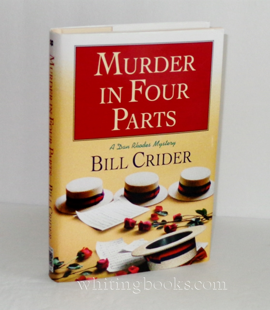 Image for Murder in Four Parts