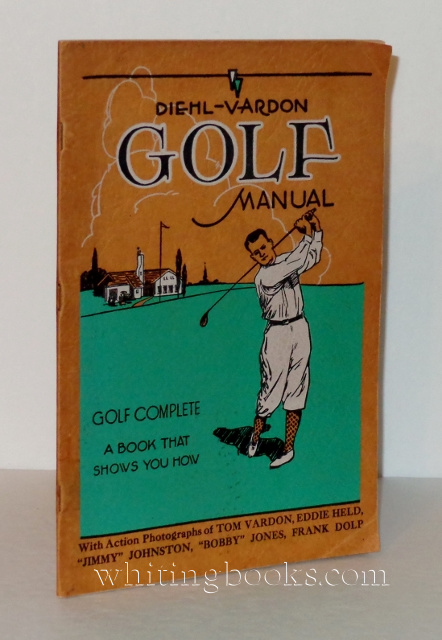 Image for Diehl-Vardon Golf Manual with Publisher's Letter