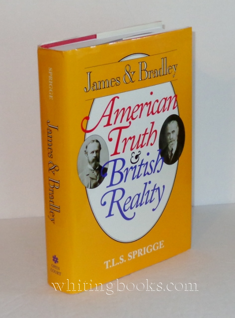 Image for James and Bradley: American Truth and British Reality