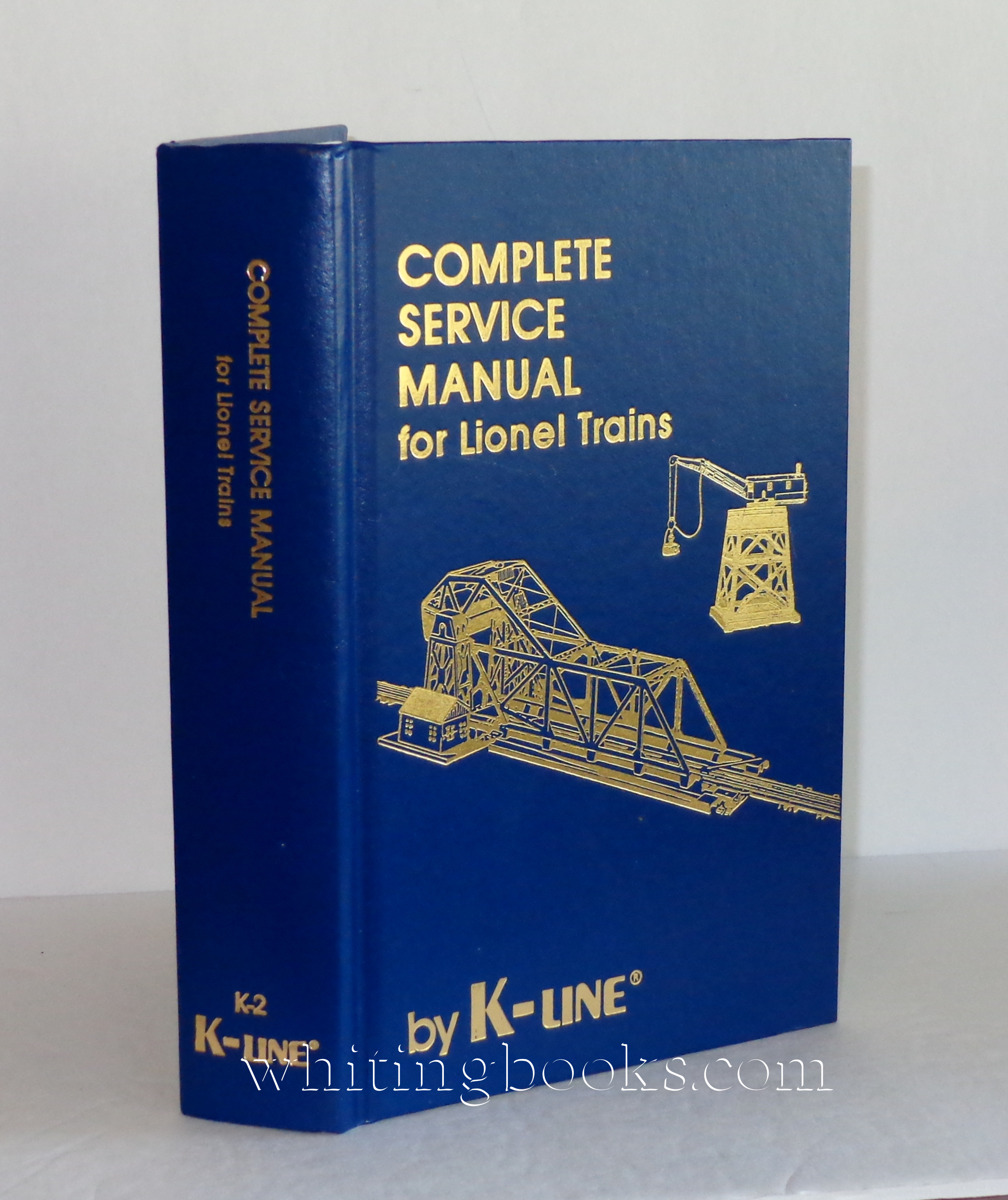 Image for Complete Service Manual for Lionel Trains