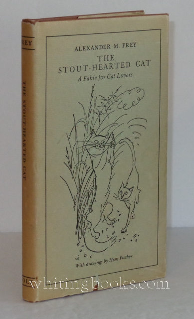 Image for The Stout-Hearted Cat: A Fable for Cat Lovers