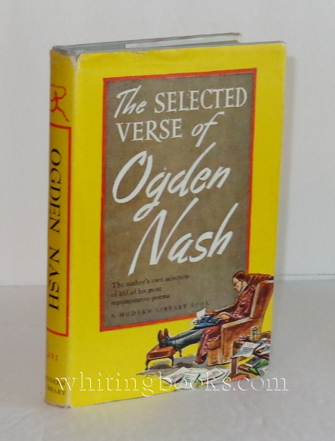 Image for The Selected Verse of Ogden Nash, Modern Library No. 191
