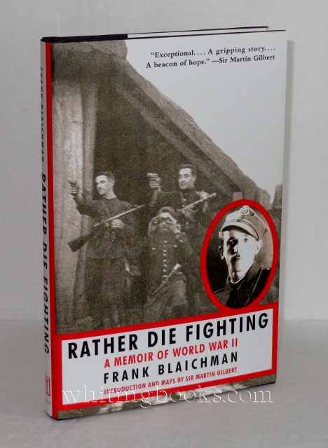 Image for Rather Die Fighting: A Memoir of World War II
