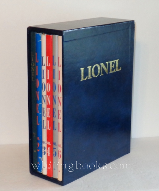 Image for A Collector's Guide and History to Lionel Trains, 6-Volume Set