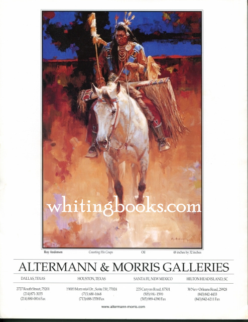 Image for Altermann & Morris Galleries Renaissance Auction November 14, 1998, Santa Fe