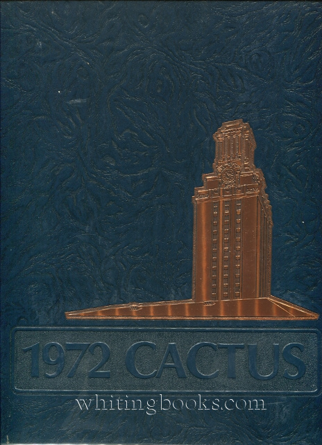 Image for Cactus 1972 Yearbook, The University of Texas at Austin, Volume 79