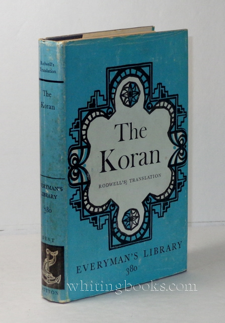 Image for The Koran, Rodwell's Translation (Everyman's Library No. 380)