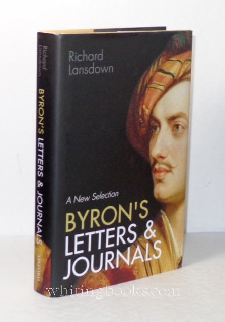 Image for Byron's Letters and Journals: A New Selection