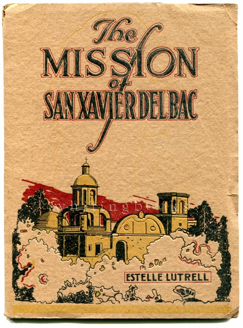 Image for The Mission of San Xavier del Bac