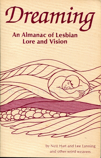 Image for Dreaming: An Almanac of Lesbian Lore and Vision