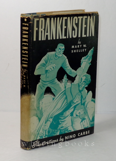 Image for Frankenstein (or, the Modern Prometheus)