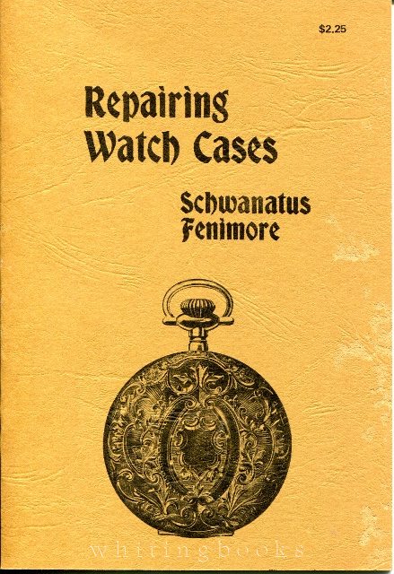 Image for Repairing Watch Cases