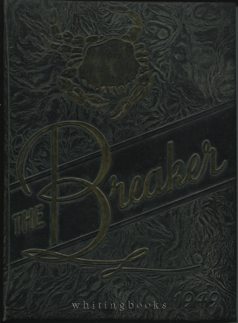 Image for The Breaker, 1949: Port Lavaca, Texas high School Yearbook