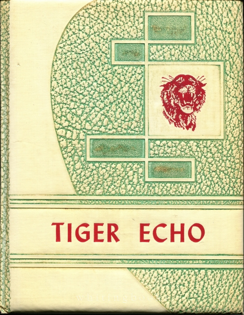 Image for The Tiger Echo, 1960: Katy, Texas High School Yearbook, Volume 19