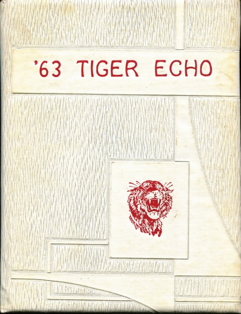 Image for The Tiger Echo, 1963: Katy, Texas High School Yearbook, Volume 22
