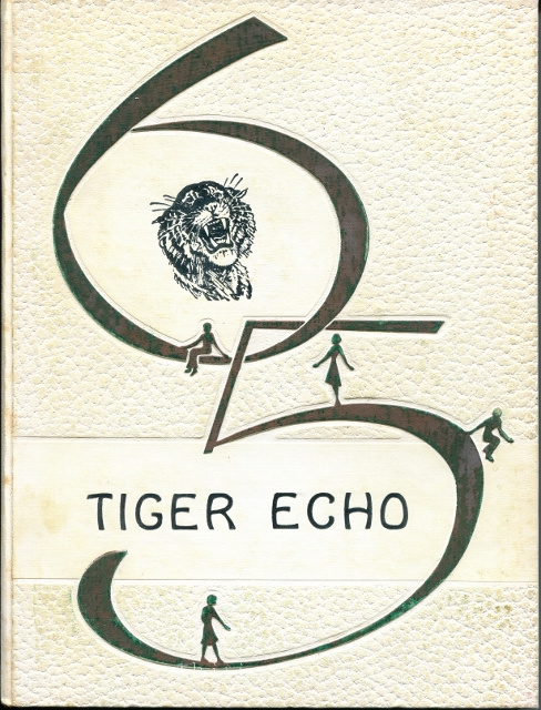 Image for The Tiger Echo, 1965: Katy, Texas High School Yearbook, Volume 24