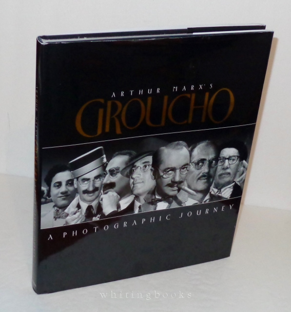 Image for Arthur Marx's Groucho: A Photographic Journey