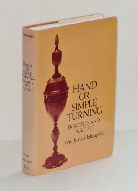Image for Hand or Simple Turning: Principles and Practice