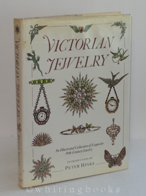 Image for Victorian Jewelry: An Illustrated Collection of Exquisite 19th-Century Jewelry