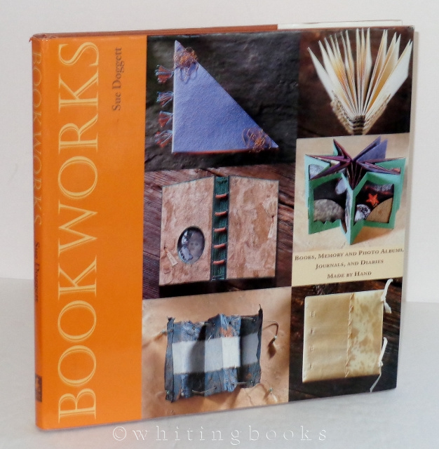 Image for Bookworks: Books, Memory and Photo Albums, Journals and Diaries Made by Hand
