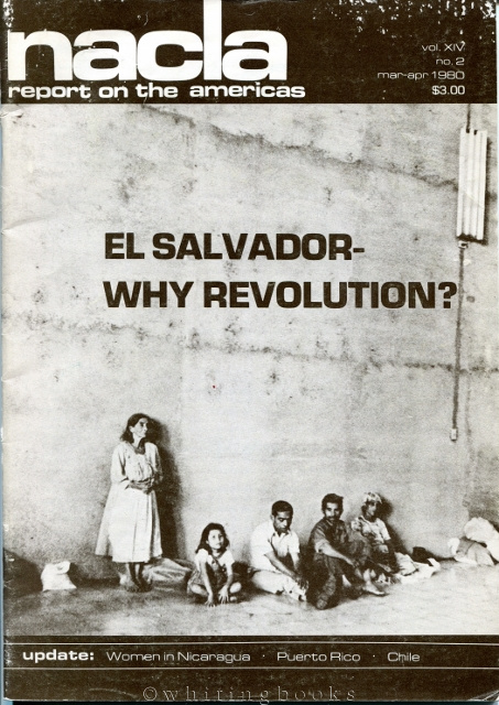 Image for NACLA Report on the Americas, Volume XIV, Number 2, Mar-Apr 1980: El Salvador - Why Revolution?