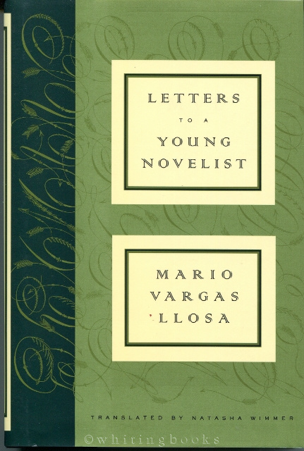 Image for Letters to a Young Novelist