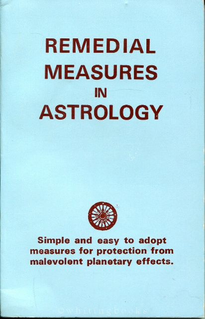 Image for Remedial Measures in Astrology