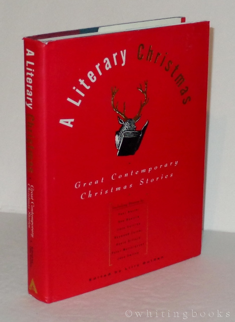 Image for A Literary Christmas: Great Contemporary Christmas Stories