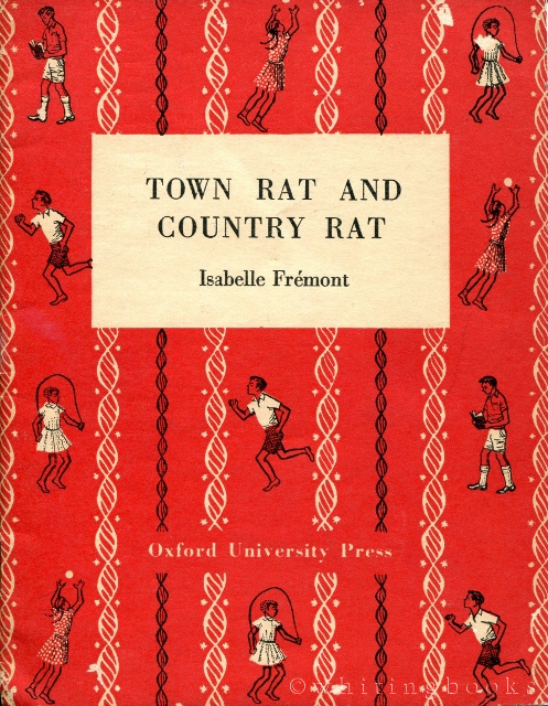 Image for Town Rat and Country Rat