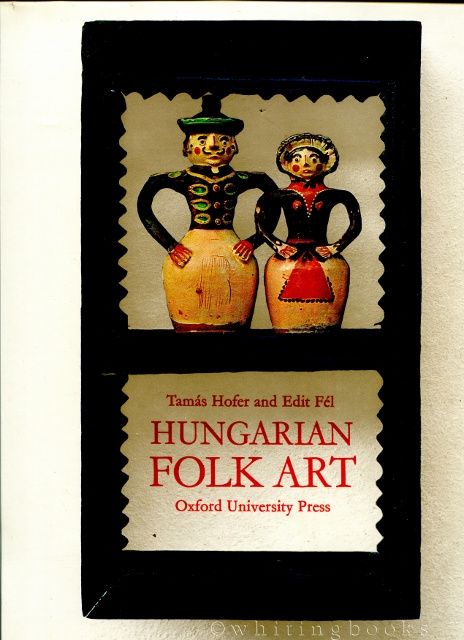 Image for Hungarian Folk Art (English Edition)